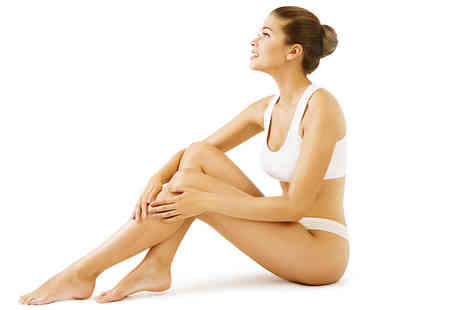 Sarah M Beauty - Six sessions of IPL hair removal on one, two or three areas - Save 87%