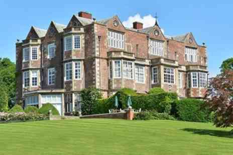 Goldsborough Hall - Award winning 2 course lunch & wine for 2 - Save 38%