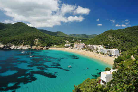 Super Escapes Travel - Three night all inclusive Ibiza, Spain beach break with flights, or call to book alternative dates and departure airports - Save 27%