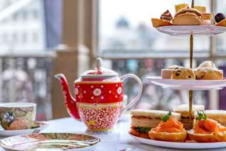Amba Charing Cross Hotel - Sparkling afternoon tea for 2 - Save 50%