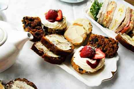 Fishguard Bay Hotel - Sparkling afternoon tea for 2 - Save 49%