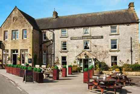 Charles Cotton Hotel - Two night Peak District stay with breakfast - Save 51%