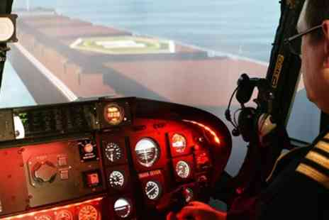 Sim2do - 60 minute helicopter flight simulator experience - Save 43%