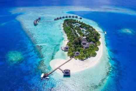 Away Holidays - All inclusive deluxe Maldives week incuding flights - Save 0%