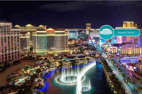 Weekender Breaks - Eight night Las Vegas, LA and San Francisco trip with flights - Save 41%