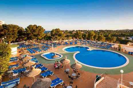 Bargain Late Holidays - Three or five night all inclusive Mallorca break with flights - Save 63%