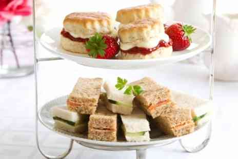 Lansdowne Hotel - Afternoon Tea for Two or Four - Save 50%