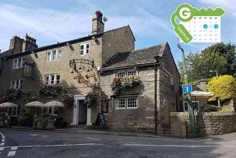 The Bulls Head - Peak District Double or Twin Room for Two with Breakfast and Welcome Drink - Save 0%