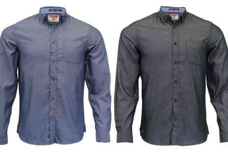 Groupon Goods Global GmbH - Tokyo Laundry Cotton Oxford Shirt - Save 0%