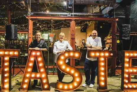 Taste of London - One, two or four tickets to Taste of London on 16 To 19 November - Save 0%