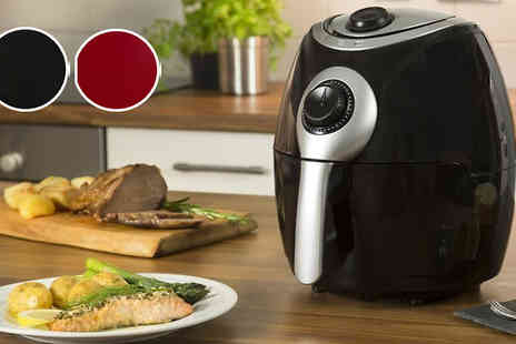 Essence Fashion - 3.2L Swan Low Fat Air Fryer in 2 Colours - Save 33%