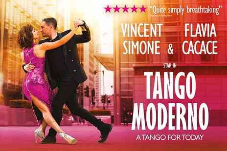ATG Tickets - Ticket to Tango Moderno on 19th-21st Sep 2017 - Save 52%