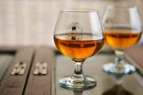 The Melody Restaurant - Whisky Tasting Session for Two - Save 50%