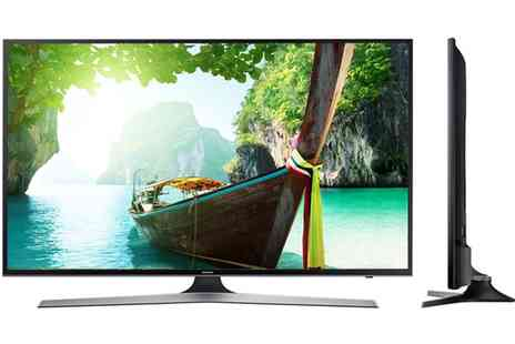 Groupon Goods Global GmbH - Samsung UE40MU6120 40 Inch Smart UHD 4K LED TV With Free Delivery - Save 28%