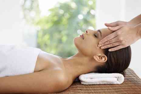Jason Shankey Hairdressing - Facial and Back Massage - Save 55%
