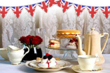 Rebecca's Cakes - Traditional afternoon tea for two - Save 50%