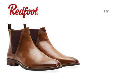 Shoeprimo - Pair of mens Chelsea boots - Save 75%