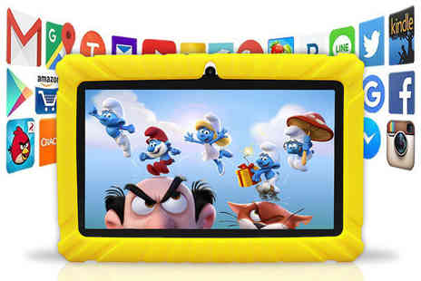 Infinity - 7 inch HD quad core Android 4.4 kids tablet - Save 72%