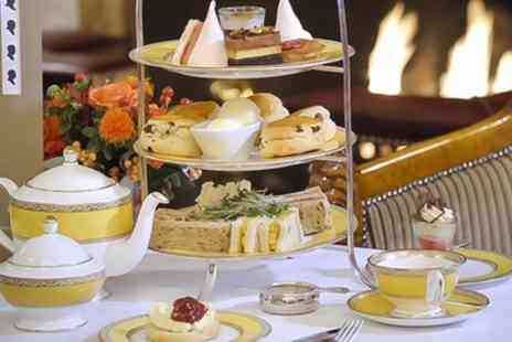 ReFind Tearoom - Autumn Afternoon Tea for Two or Four - Save 29%