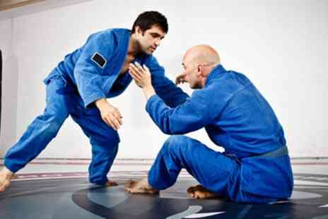 Saltire Judo - Five Judo Classes for One or Two - Save 73%