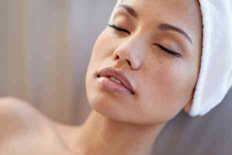 Edinburgh Wellbeing Centre - Two Microcurrent Facial Sessions - Save 52%