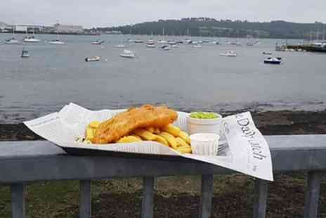 The Old Rowing Club - Fish and Chips for One or Two - Save 50%