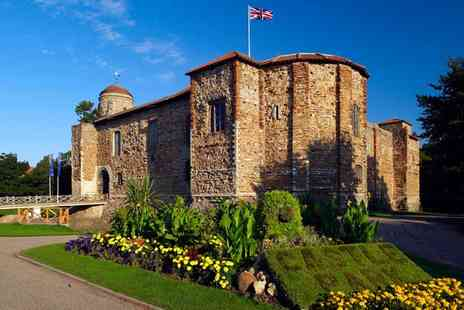 Colchester Castle - Entry for One Adult or Family of Four - Save 29%