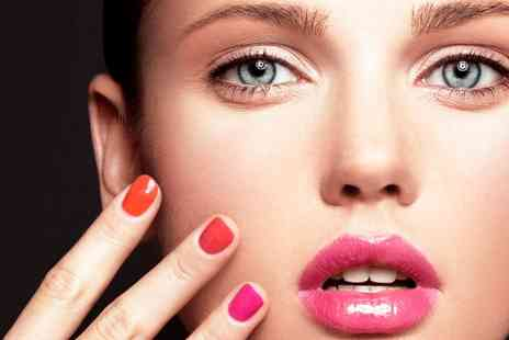 Revelations Beauty Studio - Shellac Manicure or Pedicure or Both - Save 31%