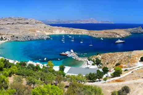 Holiday Hypermarket - Luxury adults only Rhodes week with meals - Save 40%