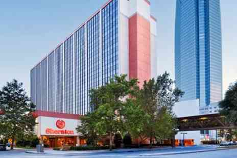 Sheraton Oklahoma City Downtown Hotel - Oklahoma City Sheraton Stay  - Save 0%