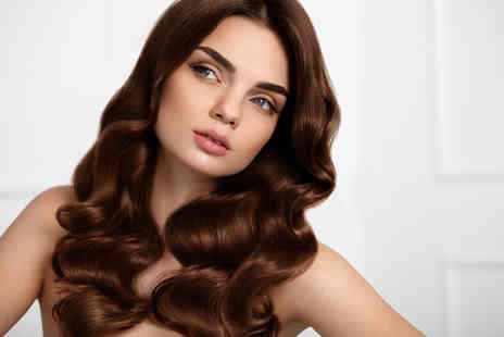 Jason Shankey Hairdressing - Hair package with cut, conditioning treatment, massage and drink include a full head of colour or half head of highlights - Save 38%
