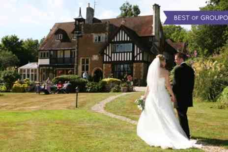 Farnham House Hotel - Wedding Package for 50 Day and 75 Evening Guests - Save 50%