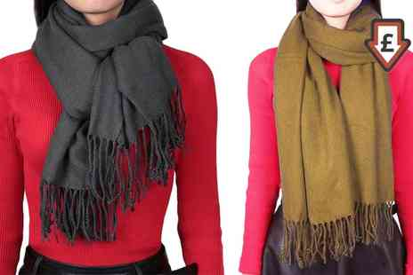 Groupon Goods Global GmbH - GCPT Ultra Soft Touch Scarf - Save 41%