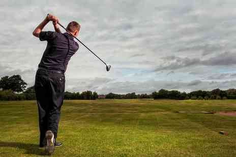Colin Murray - Golf Coaching Day for One or Two - Save 27%