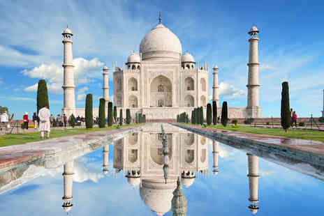 Golden Triangle Tour - Seven Night Journey Through the Best of Enchanting India - Save 30%