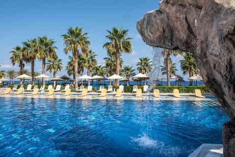 Radisson Blu Beach Resort - Five Star All Inclusive Retreat with Private Beach - Save 64%