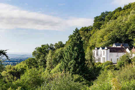 The Cottage in the Wood - Three Star Boutique Hotel and Restaurant Stay For Two in the Malvern Hills - Save 16%