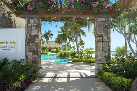 One&Only Le Saint Geran - Five Star Grand Re Opening of an Iconic Luxury Resort - Save 0%