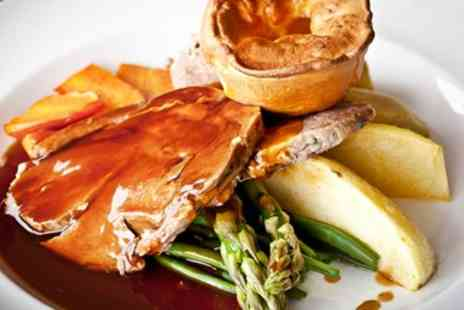Hillthwaite House Hotel - Sunday lunch with hot drink for 2 - Save 30%