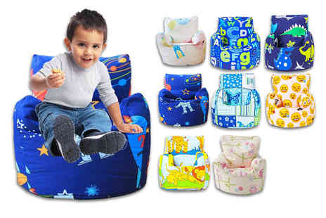 Changing Sofas - Childrens bean bag chair - Save 63%