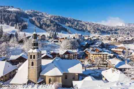 Alpine Elements - Christmas ski holiday to Morzine with flights - Save 0%