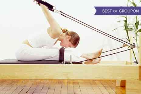 Fitness Fusions - Five Classes of Reformer Pilates - Save 59%