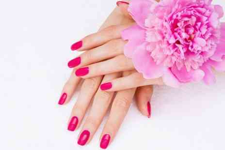 Bellezza By Carolina - Luxury Manicure or Spa Pedicure - Save 0%