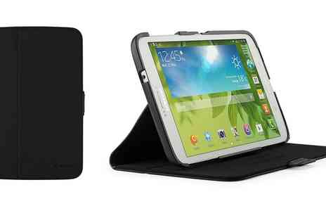 Groupon Goods Global GmbH - Speck Samsung Galaxy Tab 3 8.0 FitFolio Vegan Leather - Save 0%
