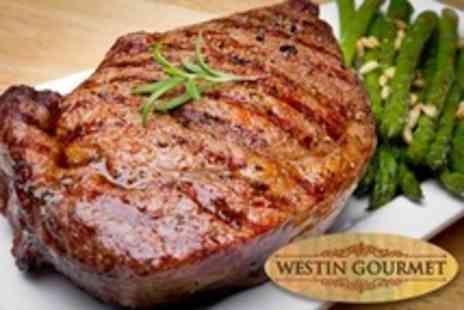 Westin Gourmet - BBQ Steak and Gourmet Meat Hamper - Save 57%