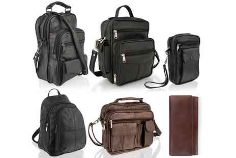 Groupon Goods Global GmbH - Woodland Leather Accessories in Choice of Model - Save 64%