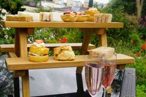 Fourcroft Hotel - Afternoon tea for Two with prosecco - Save 44%