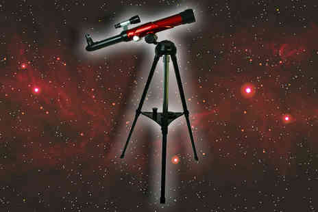 Funky Buys - Kids telescope with tripod - Save 71%