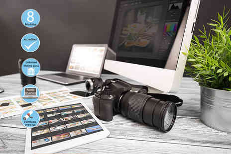 Ecourses4you - Accredited starting your photography business course - Save 93%