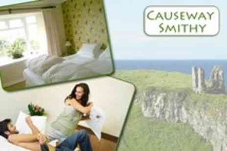 Causeway Smithy - In Giants Causeway One Night Coastal Break For Two With Breakfast - Save 51%